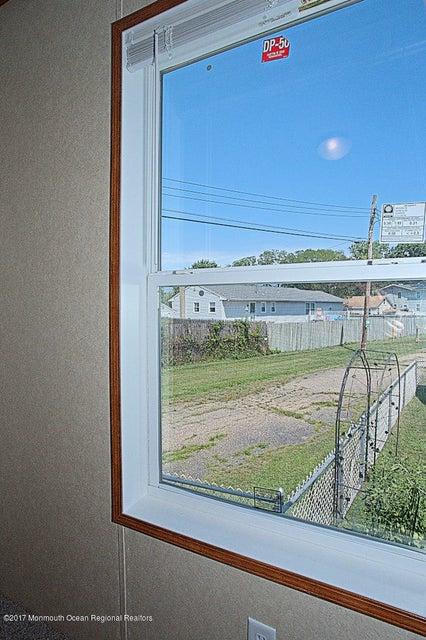 Veiw out bedroom window