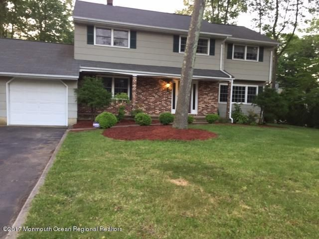 Single Family Home for Rent at 98 Oak Ridge Parkway Toms River, New Jersey 08755 United States