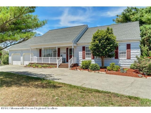 Single Family Home for Sale at 237 Bay Shore Drive Barnegat, New Jersey 08005 United States