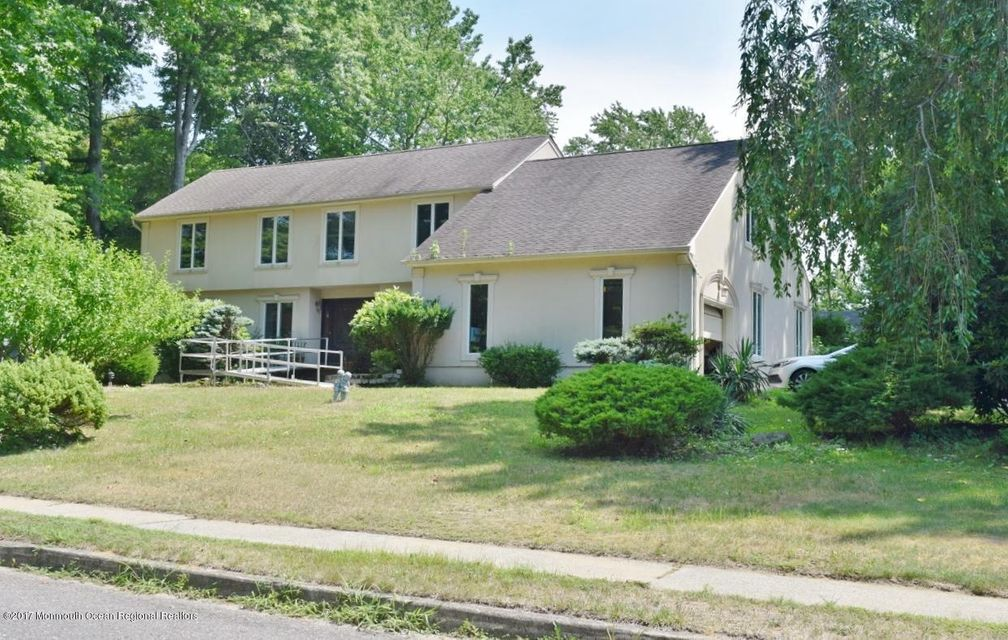 House for Sale at 1 Mount Court Oakhurst, New Jersey 07755 United States