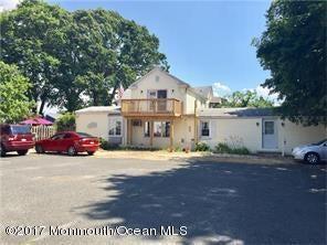 Casa Multifamiliar por un Venta en 164 Front Street Keyport, Nueva Jersey 07735 Estados Unidos
