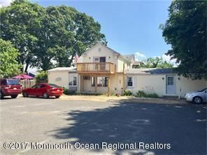 Single Family Home for Sale at 164 Front Street Keyport, New Jersey 07735 United States