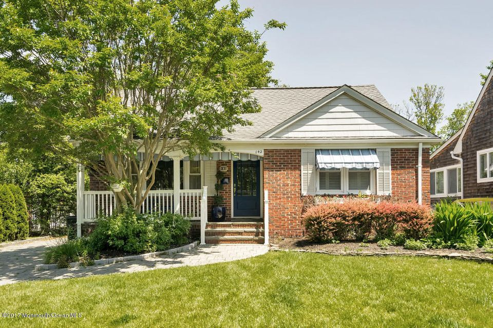 独户住宅 为 出租 在 142 Woodland Avenue 湾头, 08742 美国