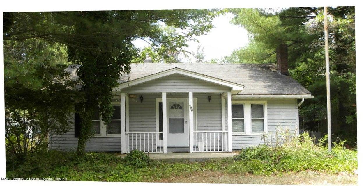 Casa Unifamiliar por un Alquiler en 720 Main Street 720 Main Street Manahawkin, Nueva Jersey 08050 Estados Unidos