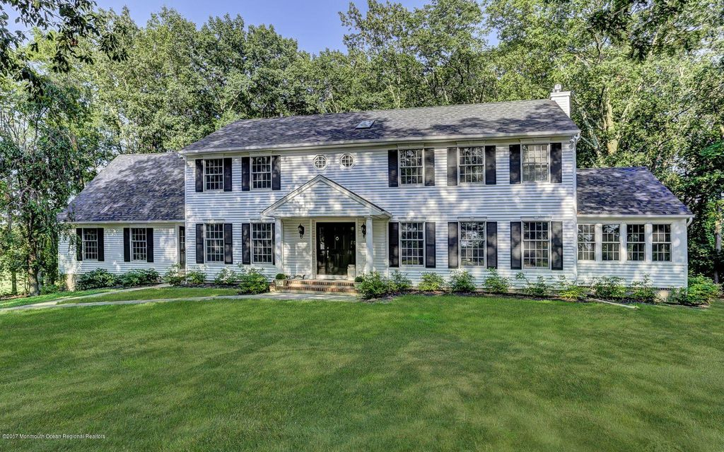 Single Family Home for Sale at 1852 Baileys Corner Road Wall, New Jersey 07719 United States