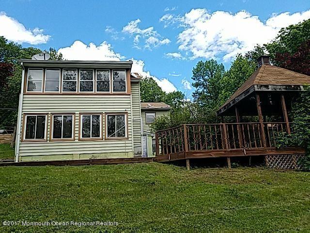 Maison unifamiliale pour l Vente à 16 Hillside Avenue Belvidere, New Jersey 07823 États-Unis