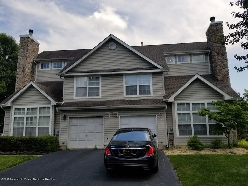 Single Family Home for Sale at 11 Haymarket Court East Windsor, New Jersey 08520 United States