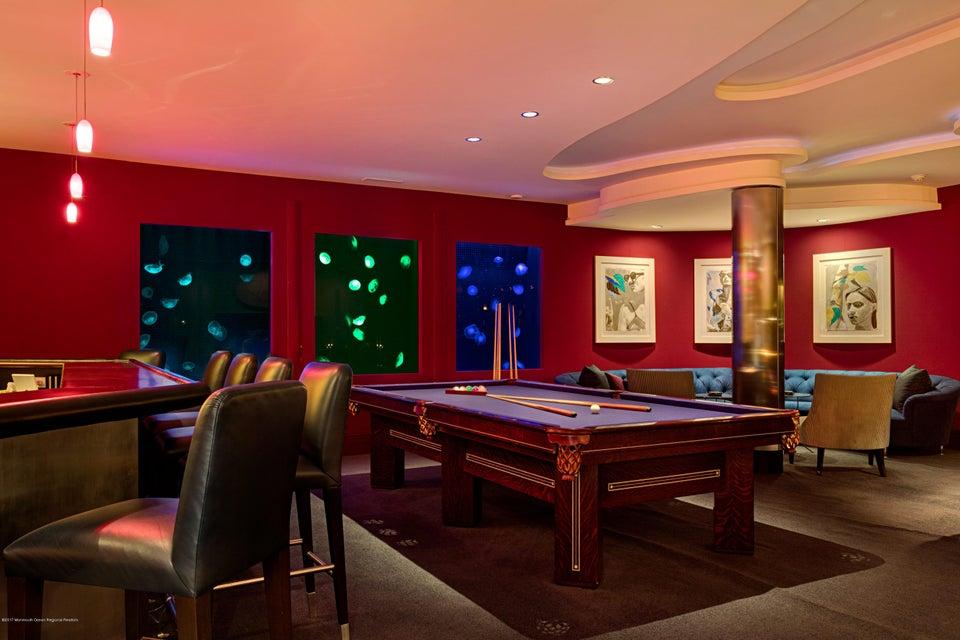 Lower Level Billiards & Fish Tanks