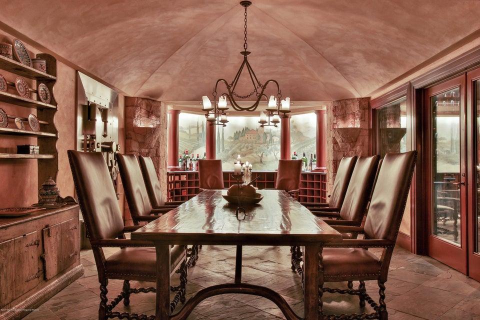 Lower Level Wine Tasting Room