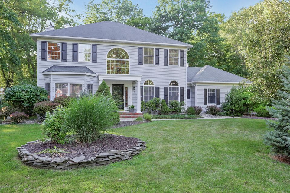 Single Family Home for Sale at 2 Strauss Drive Shrewsbury, New Jersey 07702 United States