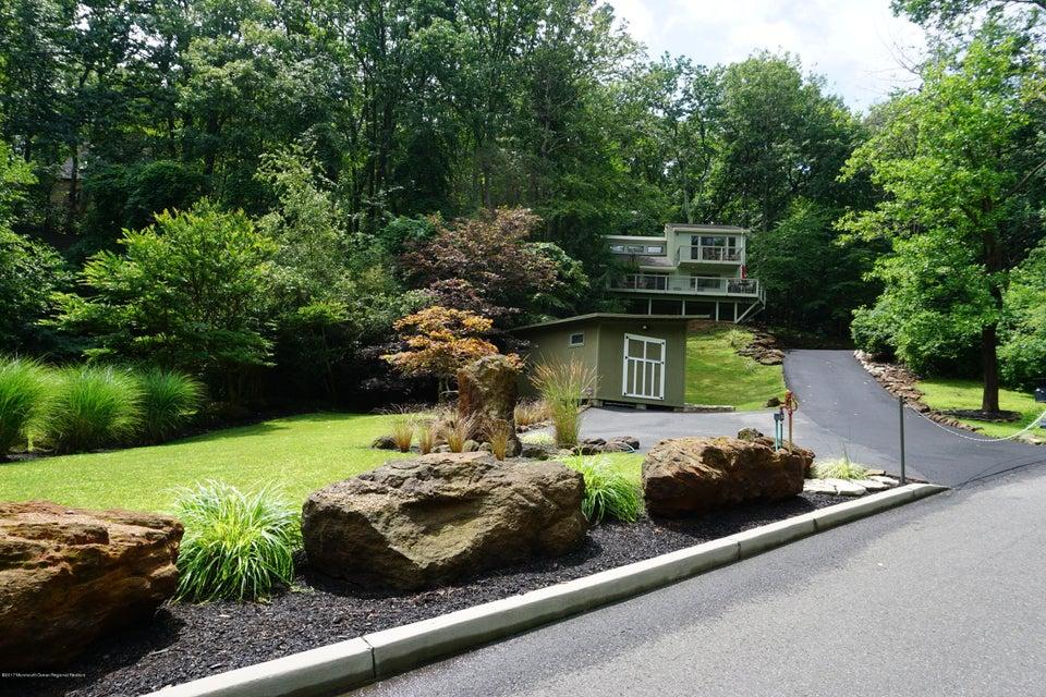 Casa para uma família para Venda às 121 Valley Avenue 121 Valley Avenue Highlands, Nova Jersey 07732 Estados Unidos