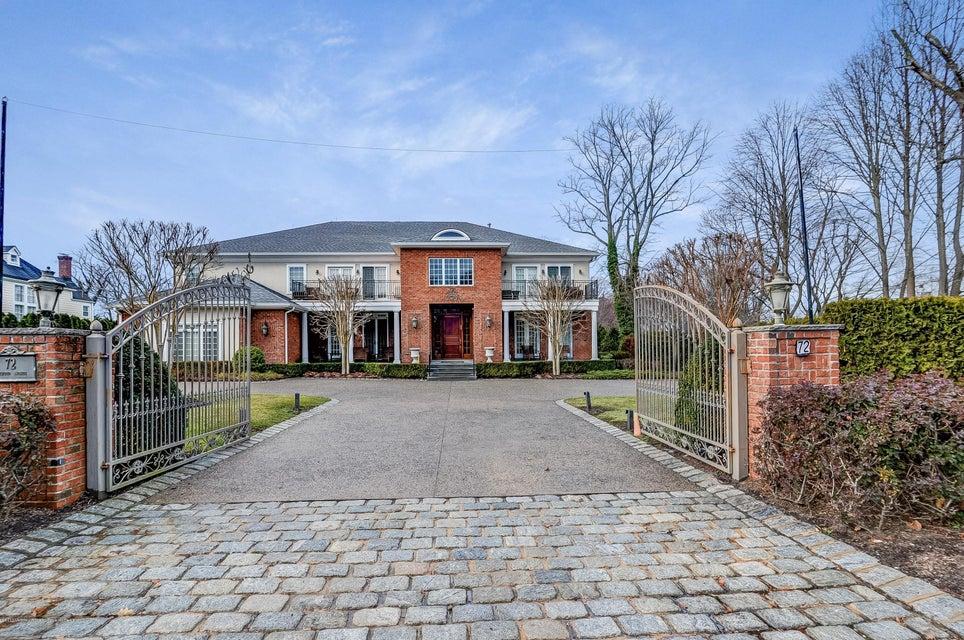 Maison unifamiliale pour l Vente à 72 Norwood Avenue Long Branch, New Jersey 07740 États-Unis