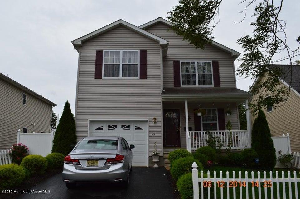 Maison unifamiliale pour l à louer à 27 New Street 27 New Street Monroe, New Jersey 08831 États-Unis