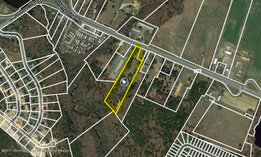 Land für Verkauf beim 583 County Line Road Jackson, New Jersey 08527 Vereinigte Staaten