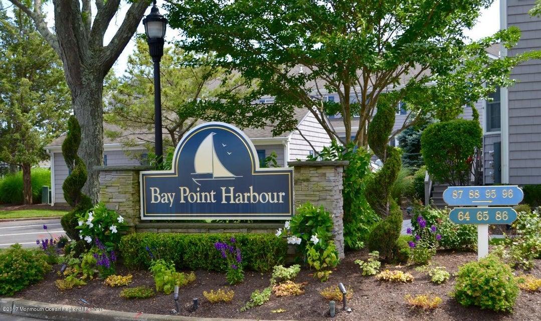 Condominio por un Alquiler en 35 Bay Point Harbour Point Pleasant, Nueva Jersey 08742 Estados Unidos