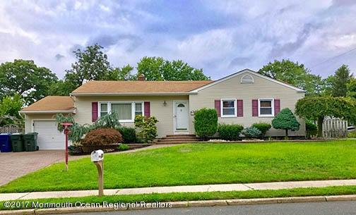 独户住宅 为 出租 在 505 Lincoln Avenue Oakhurst, 新泽西州 07755 美国