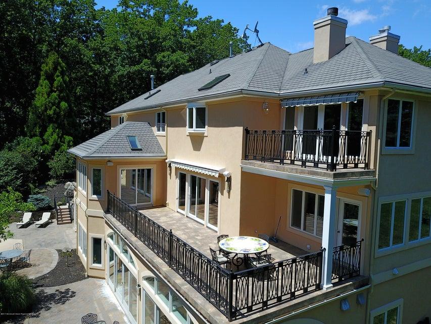 Master Suite Balcony & Oversized Terrace