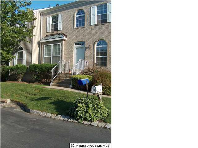 Condominium for Rent at 16 Primrose Court 16 Primrose Court Holmdel, New Jersey 07733 United States