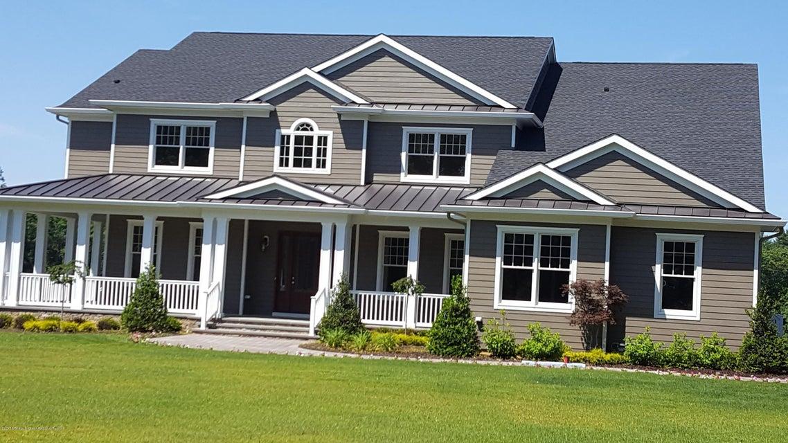 Casa Unifamiliar por un Alquiler en 195 Everett Road Holmdel, Nueva Jersey 07733 Estados Unidos