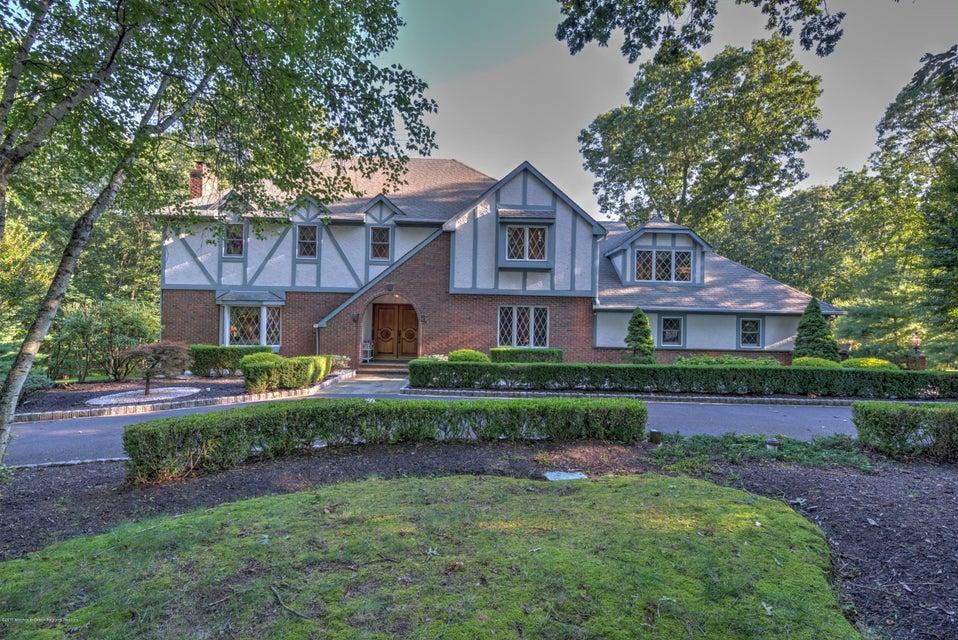 Maison unifamiliale pour l Vente à 9 Alpine Drive 9 Alpine Drive Perrineville, New Jersey 08535 États-Unis