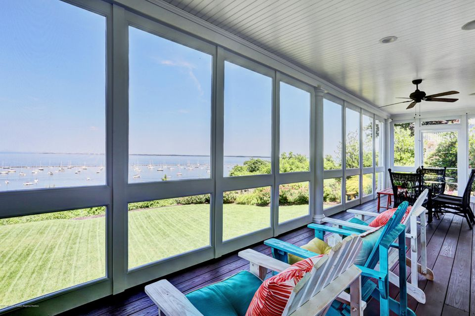 3 Season Room with Waterview