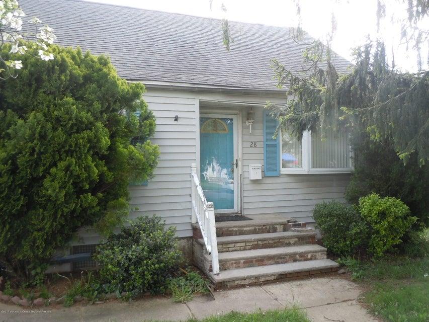 Casa Unifamiliar por un Venta en 28 Grover Avenue South Amboy, Nueva Jersey 08879 Estados Unidos