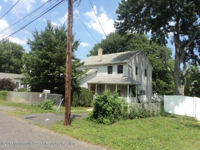 Single Family Home for Sale at 332 Sherwood Drive 332 Sherwood Drive Cliffwood Beach, New Jersey 07735 United States