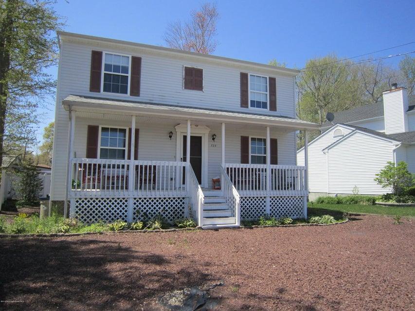 Maison unifamiliale pour l à louer à 725 Nautilus Boulevard Forked River, New Jersey 08731 États-Unis