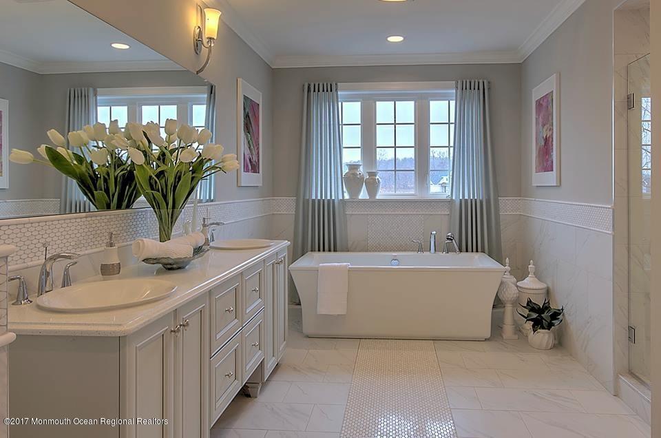 Expensive Master Bath