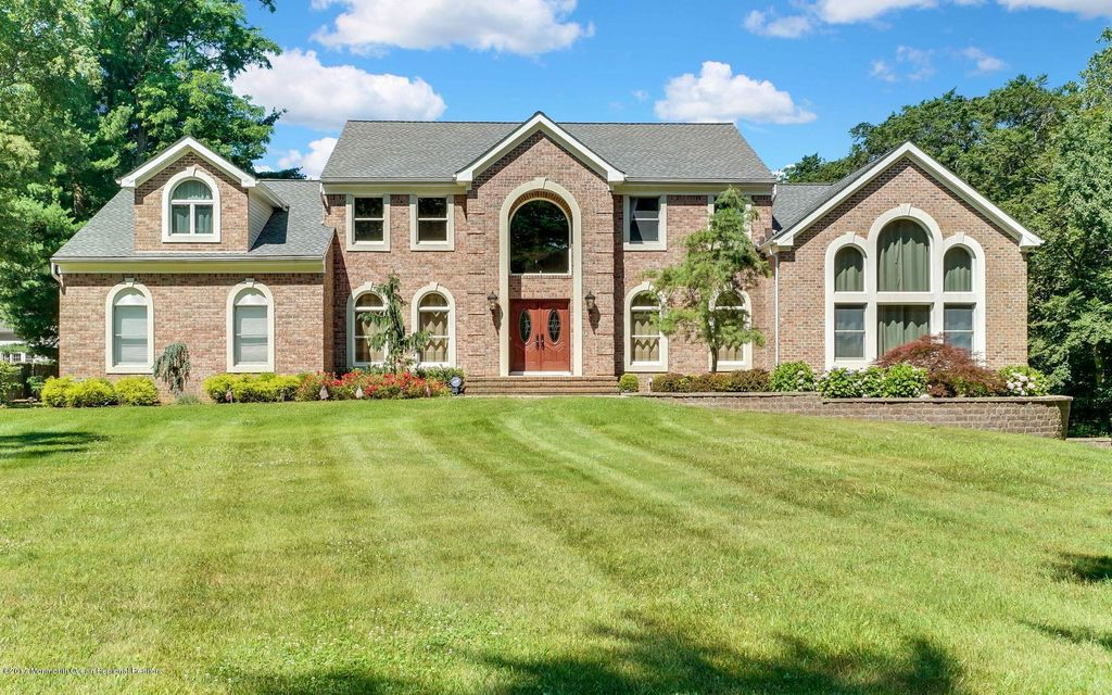 Single Family Home for Rent at 40 Manor Road Colts Neck, New Jersey 07722 United States