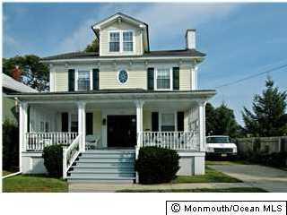 独户住宅 为 出租 在 608 15th Avenue 贝尔玛, 新泽西州 07719 美国