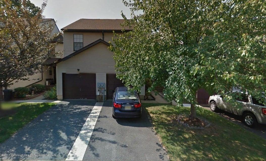 Condominio por un Alquiler en 306 Longwood Drive Manalapan, Nueva Jersey 07726 Estados Unidos