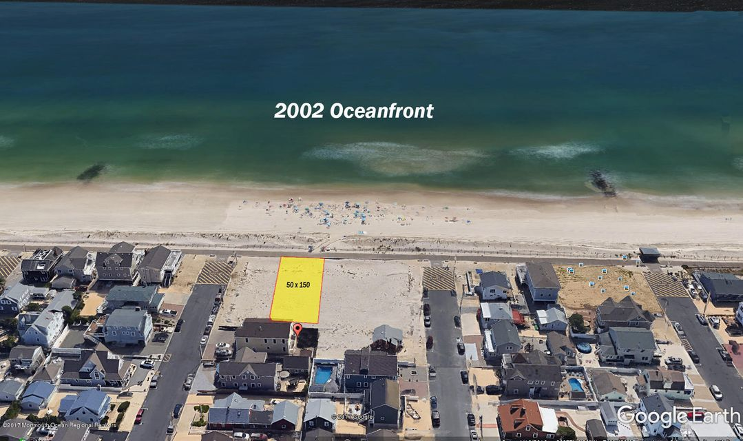 Single Family Home for Sale at 2002 Ocean Lavallette, New Jersey 08735 United States