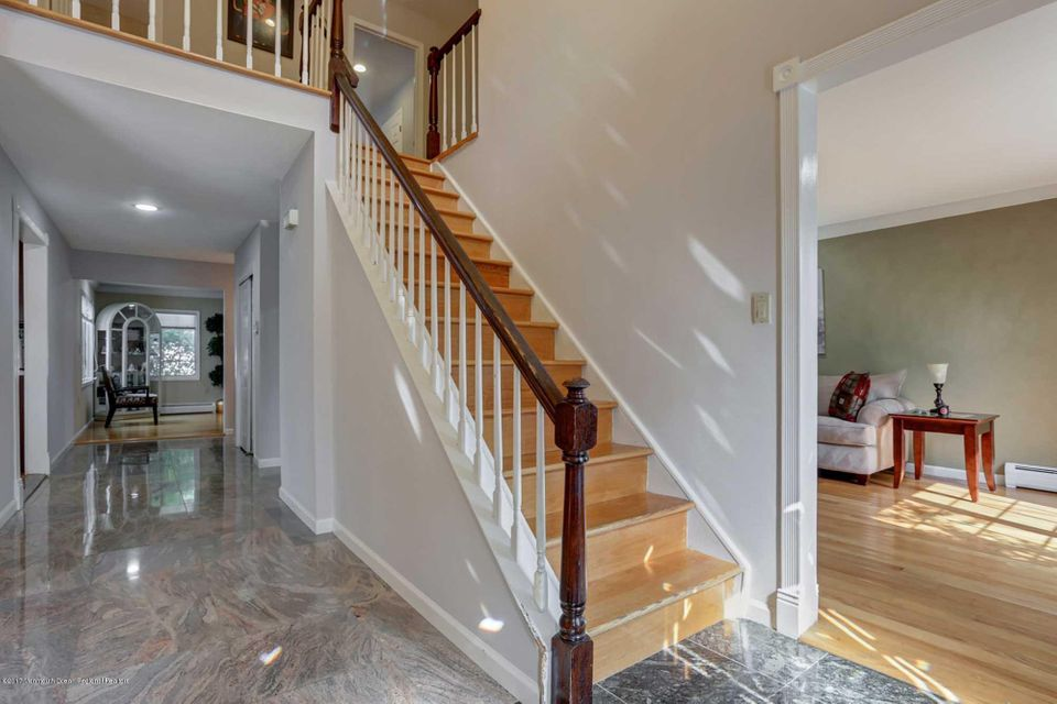 Two Story Foyer