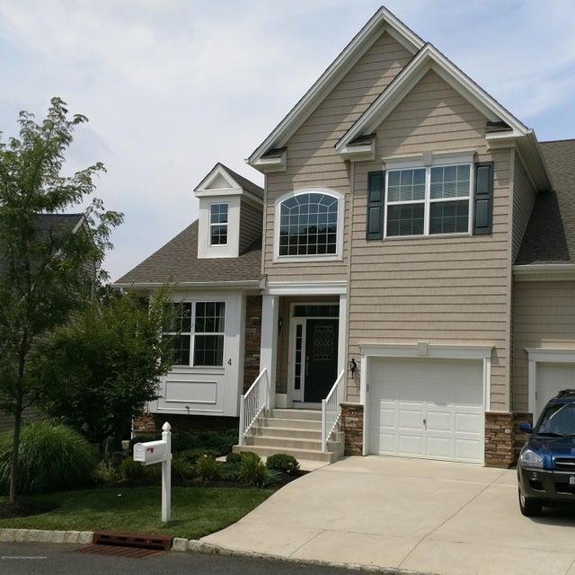 独户住宅 为 出租 在 4 Feakes Drive 大西洋高地, 新泽西州 07716 美国