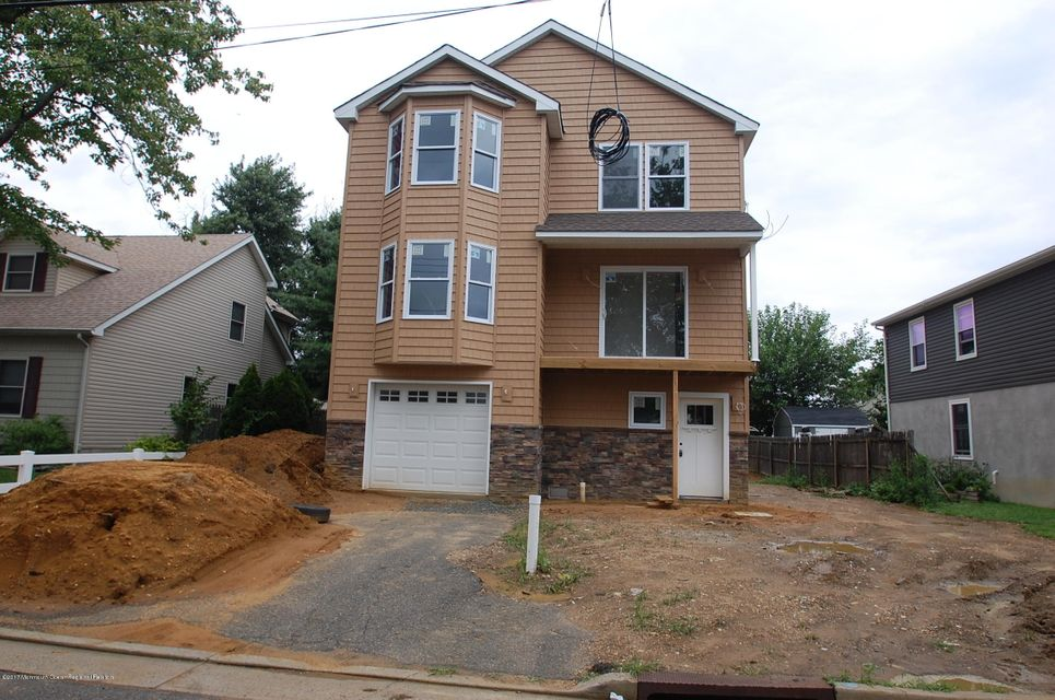 Single Family Home for Sale at 717 Lorillard Avenue Union Beach, New Jersey 07735 United States