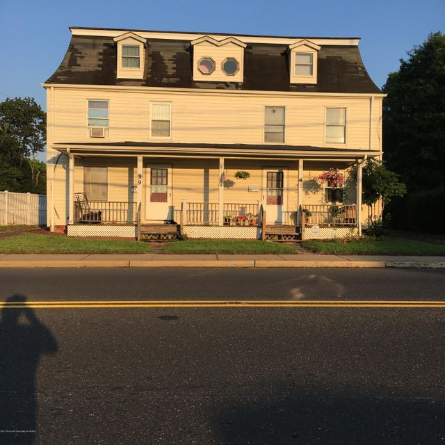 Multi-Family Home for Sale at 39 Main Street 39 Main Street Englishtown, New Jersey 07726 United States