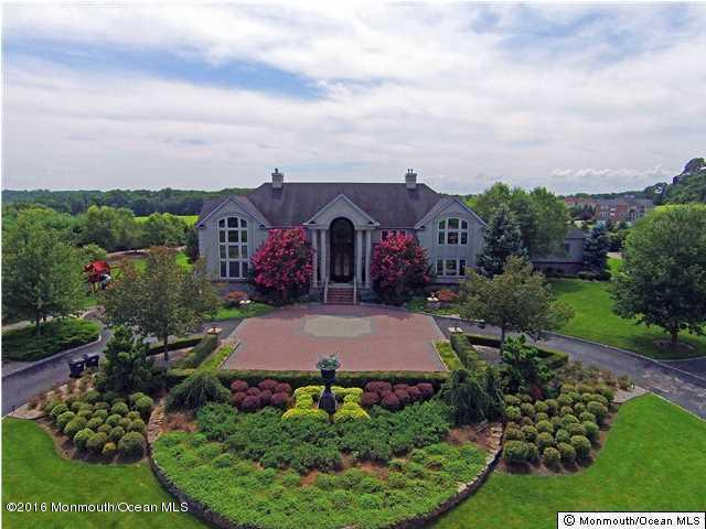 Maison unifamiliale pour l à louer à 6 Via Veneto Morganville, New Jersey 07751 États-Unis