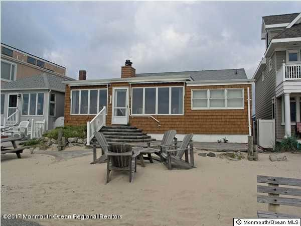 Single Family Home for Sale at 171 Beach Front 171 Beach Front Manasquan, New Jersey 08736 United States