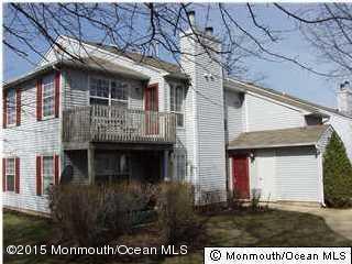 共管式独立产权公寓 为 出租 在 371 Yorkshire Place 万宝路, 新泽西州 07746 美国