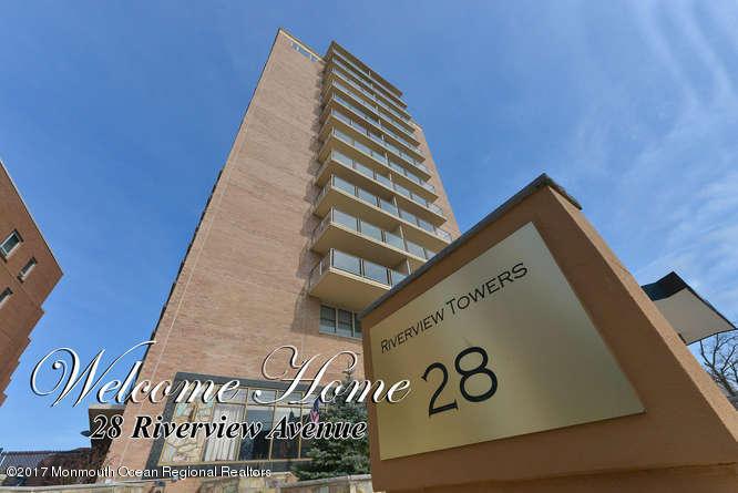 28 Riverside Avenue 12-F, Red Bank, NJ 07701