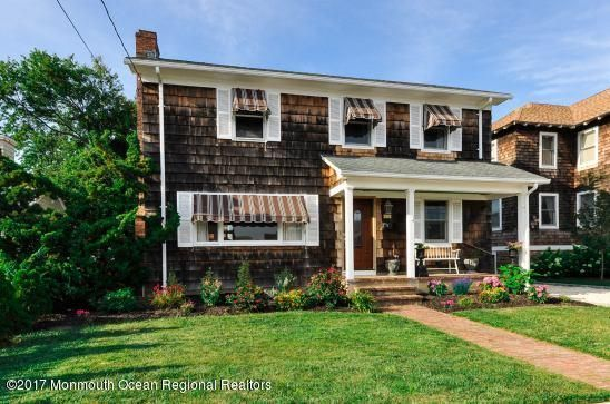 Single Family Home for Rent at 46 Goetze Street Bay Head, New Jersey 08742 United States