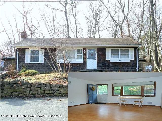 Maison unifamiliale pour l à louer à 940 Elwood Street Forked River, New Jersey 08731 États-Unis