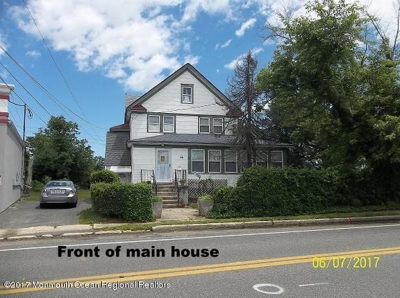 Maison unifamiliale pour l Vente à 48 Flint Road 48 Flint Road South Toms River, New Jersey 08757 États-Unis
