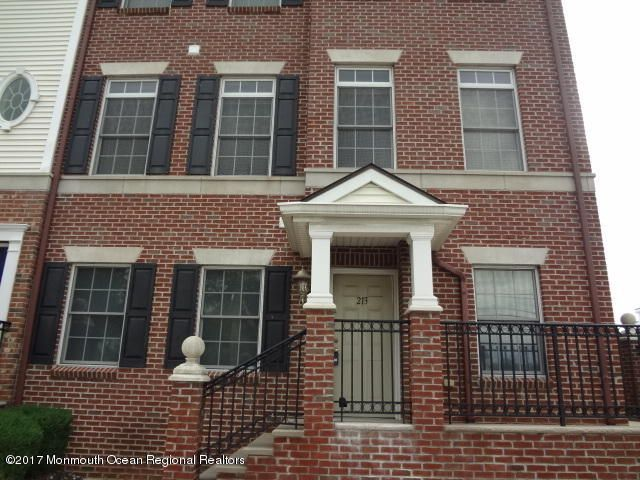 Single Family Home for Sale at 213 Broadway 213 Broadway South Amboy, New Jersey 08879 United States
