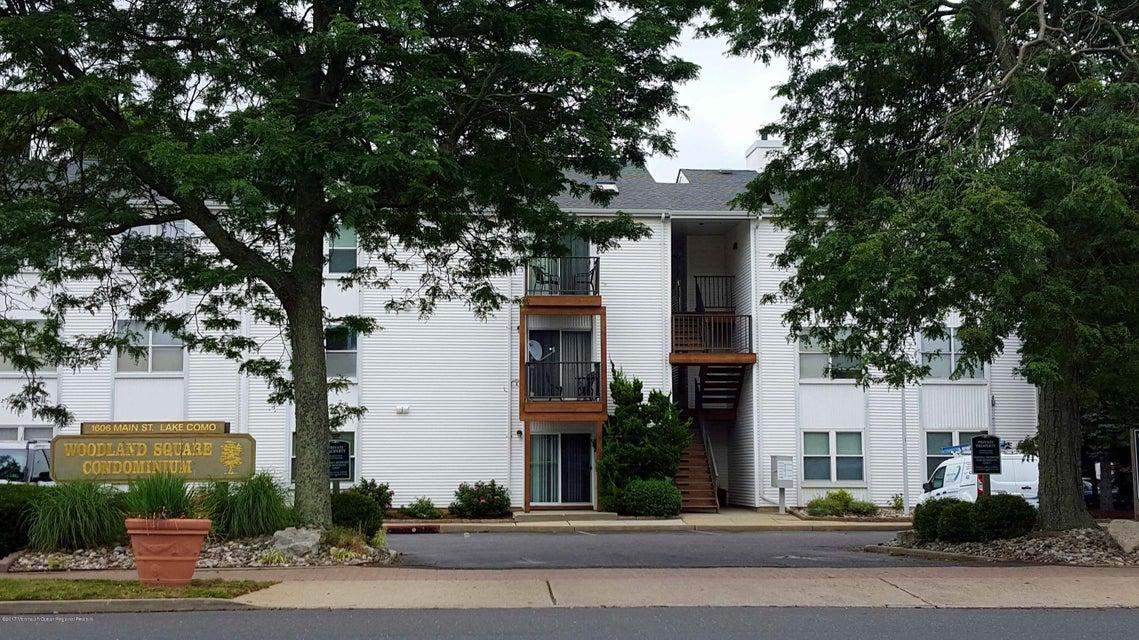 Condominium for Rent at 1606 Main Street Lake Como, New Jersey 07719 United States