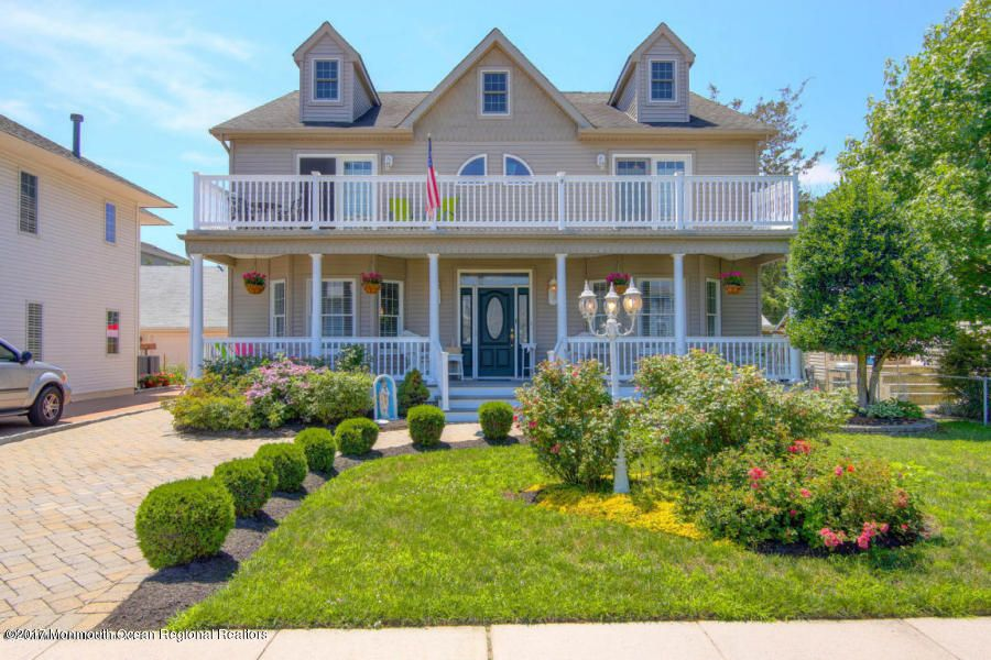 Single Family Home for Sale at 412 Carter Avenue Point Pleasant Beach, New Jersey 08742 United States