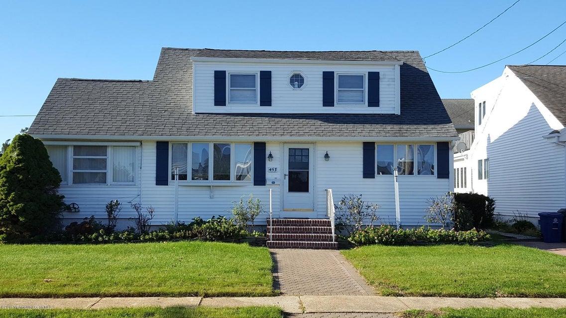 Maison unifamiliale pour l à louer à 453 Euclid Avenue Manasquan, New Jersey 08736 États-Unis