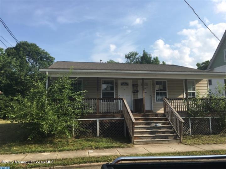 Vivienda multifamiliar por un Venta en 217-219 Washington Street Paulsboro, Nueva Jersey 08066 Estados Unidos