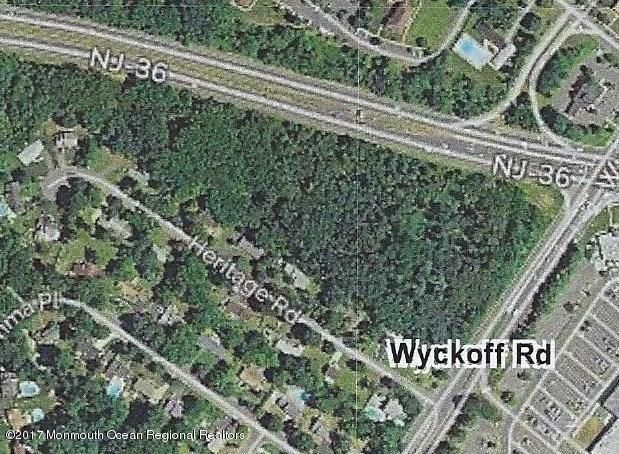 Land for Sale at Wyckoff Road Eatontown, New Jersey 07724 United States